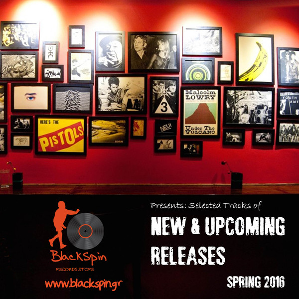 Blackspin Records-Spring 2016 Sampler